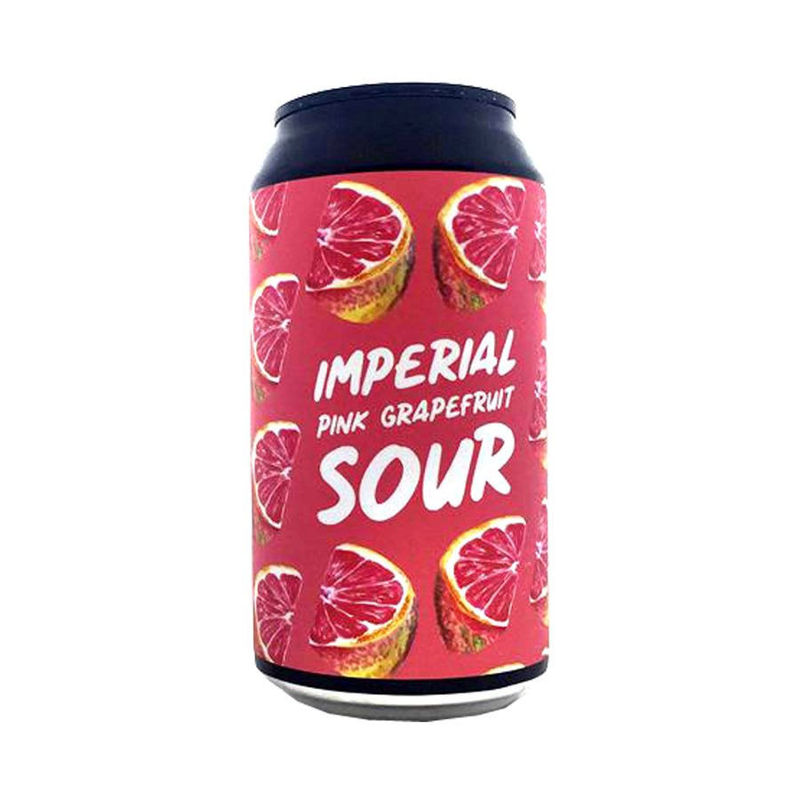 Hope Brewery - Imperial Pink Grapefruit Sour 7% 375ml Can