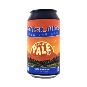 Hope Brewery - Super Juicy New England Pale Ale 4.5% 375ml Can