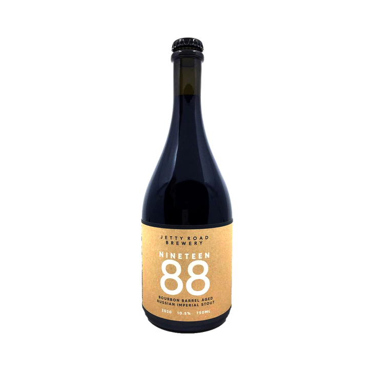 Jetty Road Brewery - 1988 Bourbon Barrel Aged Russian Imperial Stout 10.5% 750ml Bottle