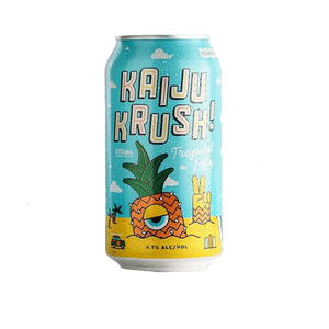 KAIJU! Beer - Krush Tropical Pale Ale 4.7% 375ml Can