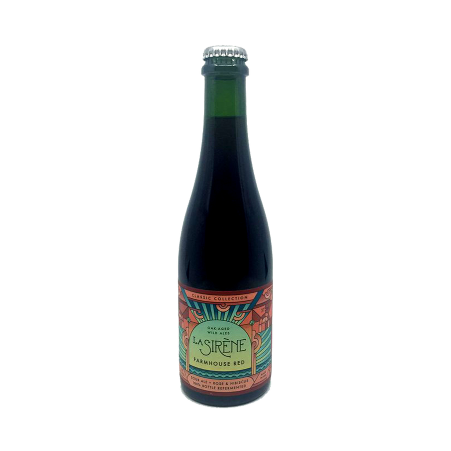 La Sirène - Farmhouse Red 6.5% 375ml Bottle