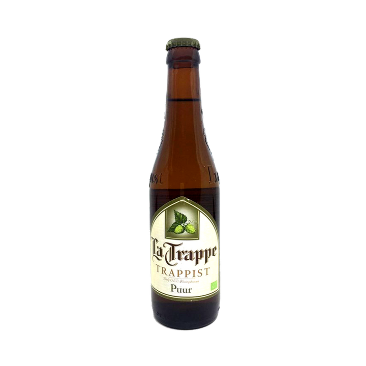 La Trappe - Trappist Puur Hoppy Ale 4.5% 330ml Bottle
