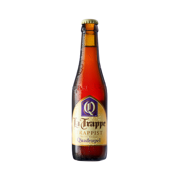 La Trappe - Trappist Quadrupel 10% 330ml Bottle