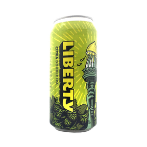 Liberty Brewing Co -  Citra Double IPA 9% 440ml Can