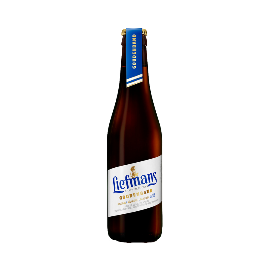 Liefmans Brewery - Goudenband 8% 330ml Bottle
