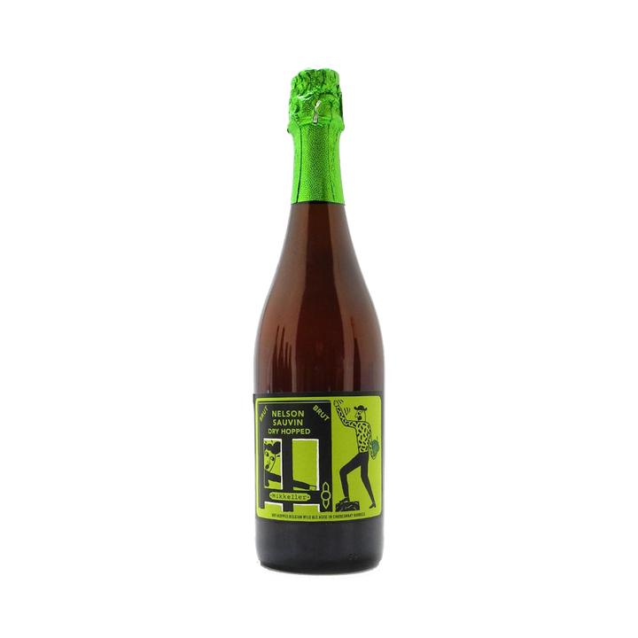 Mikkeller Brewing Co - Nelson Sauvin Chardonnay BA 9% 750ml Bottle