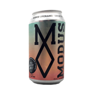 Modus Operandi - Lost in the Fog Tropical Hazy XPA 5% 375ml Can