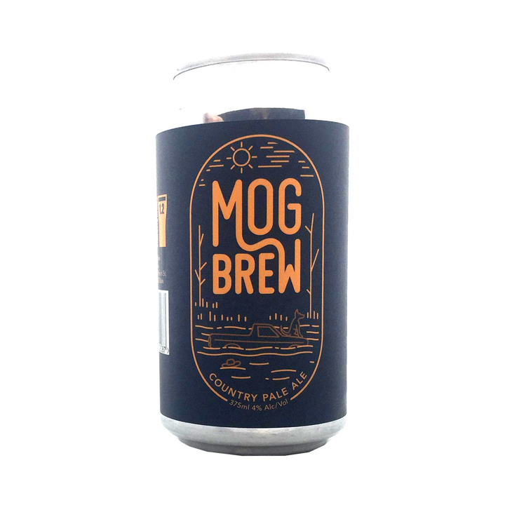 Mog Brew - Country Pale Ale 4% 375ml Can