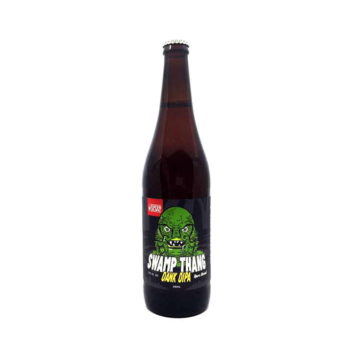 Mountain Goat - Swamp Thang Rare Breed Series Dank Double IPA 8.7% 640ml Bottle