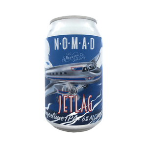 Nomad Brewing Co - Jetlag Fingerlime IPA6% 330ml Can