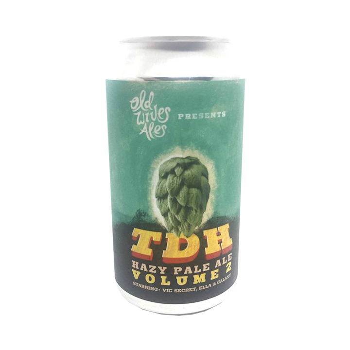 Old Wives Ales - TDH Hazy Pale #2 5.8% 375ml Can