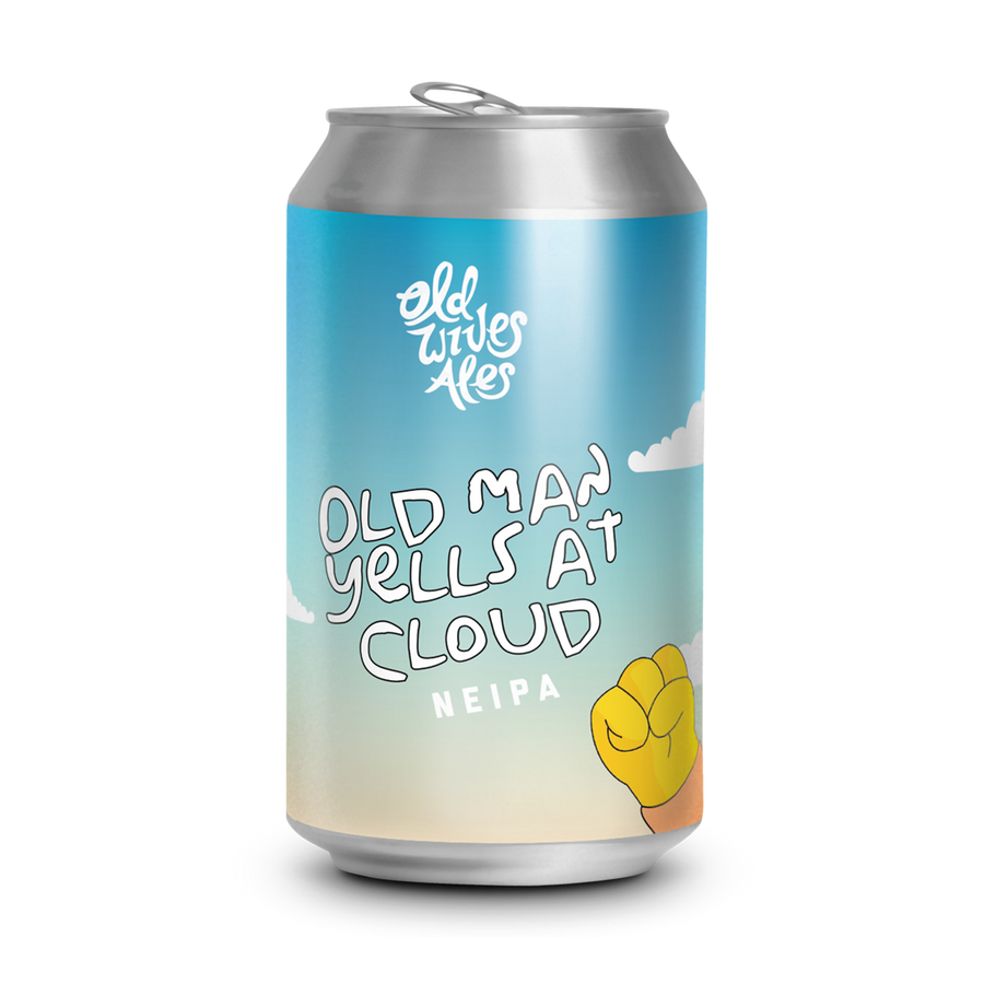 Old Wives Ales - Old Man Yells at Cloud NEIPA 6.5% 375ml Can