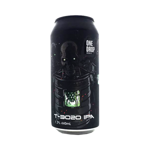 One Drop Brewing Co - T-3020 IPA 7.2% 440ml Can