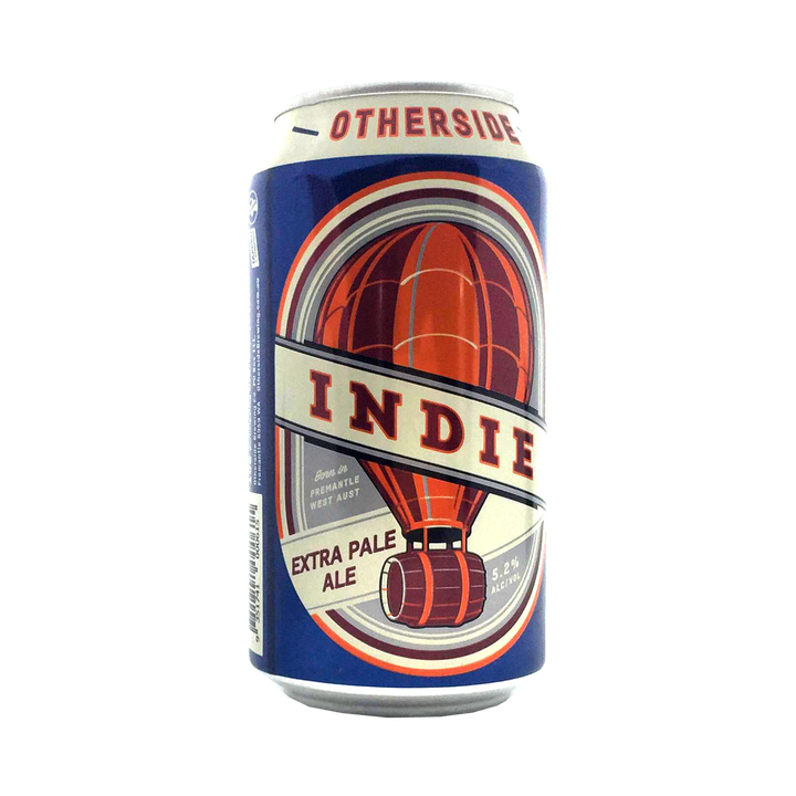 Otherside Brewing Co - Indie Extra Pale Ale 5.2% 375ml Can