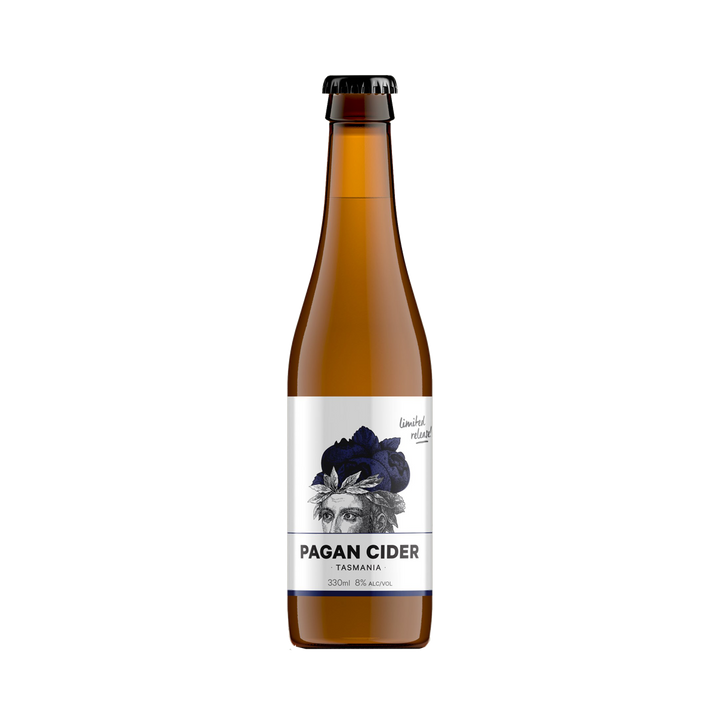 Pagan - Blueberry Cider 8% 330ml Bottle