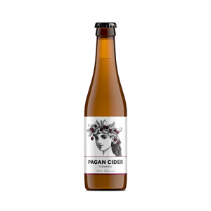 Pagan - Cerise Apple Cherry Cider 8% 330ml Bottle