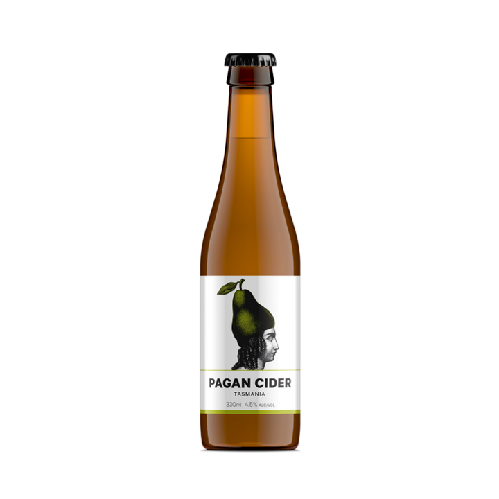 Pagan - Pear Cider 4.5% 330ml Bottle