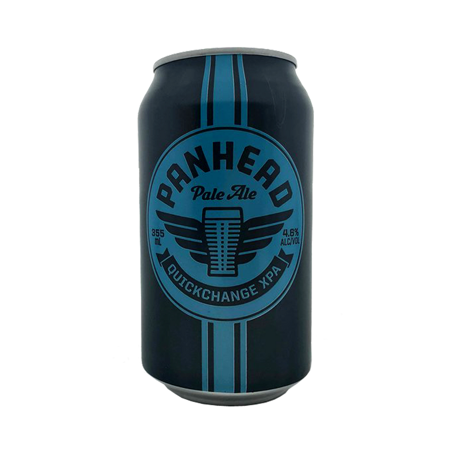 Panhead Custom Ales - Quickchange XPA 4.6% 355ml Can
