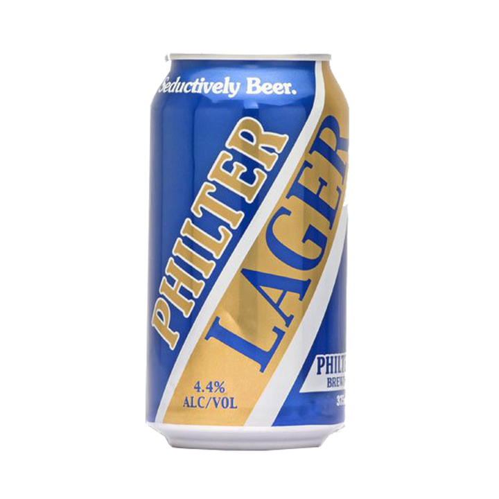 Philter Brewing - Lager 4.4% 375ml Can