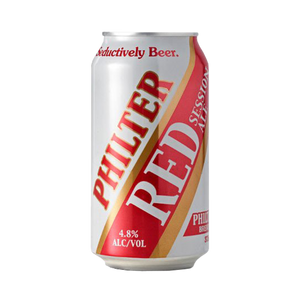 Philter Brewing - Red Session Ale 4.8% 375ml Can