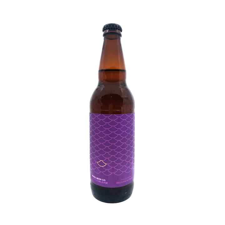 Pikes Beer Co - Passionfruit Belgian Witbier 6% 500ml Bottle