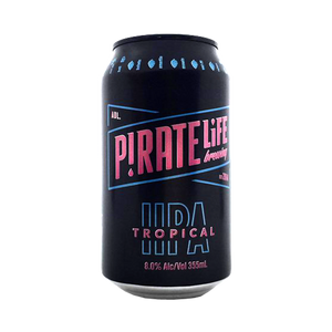 Pirate Life Brewing - Tropical IIPA 8% 355ml Can