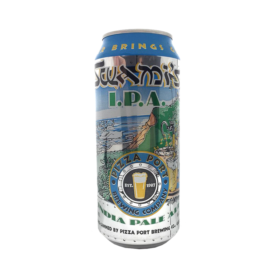 Pizza Port Brewing Co - Swami's IPA 6.8% 473ml Can