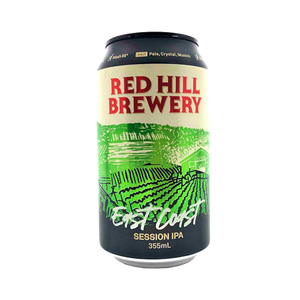 Red Hill Brewery - East coast Session IPA 5.5% 355ml Can