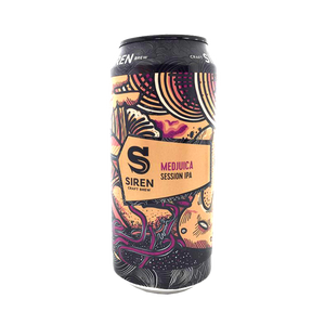 Siren Craft Brew - Medjuica Session IPA 4.8% 440ml Can