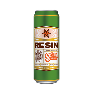 Sixpoint Brewery - Resin Double IPA  9.1% 355ml Can