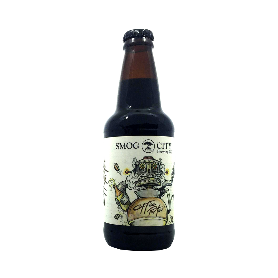 Smog City Brewing Co - Coffee Porter 6% 355ml Bottle