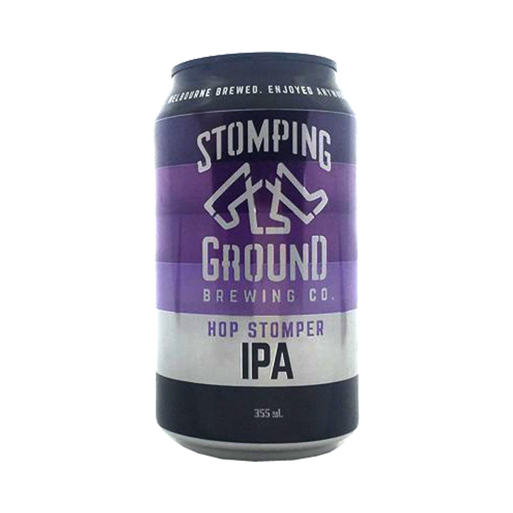 Stomping Ground Brewing Co - Hop Stomper IPA 6% 355ml Can