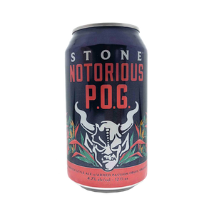 Stone Brewing - Notorious P.O.G Berliner Weisse 4.7% 355ml Can