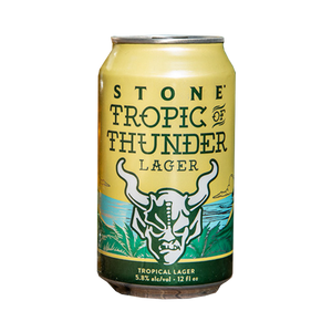 Stone Brewing - Tropic Of Thunder Lager 5.8% 355ml Can
