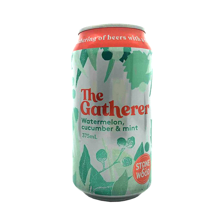 Stone and Wood Brewing Co - The Gatherer Sour 4.2% 375ml Can