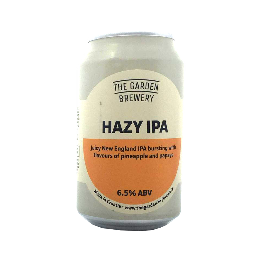 The Garden Brewery - Hazy IPA 6.5% 330ml Can