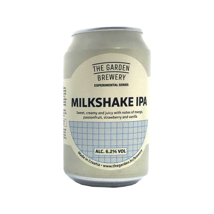 The Garden Brewery - Milkshake IPA 6.2% 330ml Can