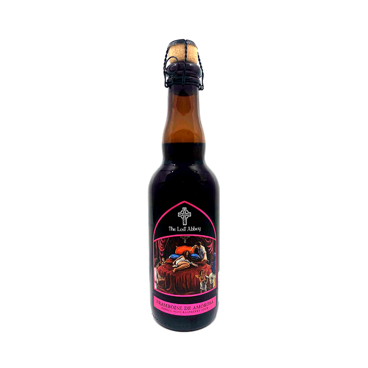 The Lost Abbey - Framboise De Amorosa Barrel Aged Raspberry Sour 8.5% 375ml Bottle