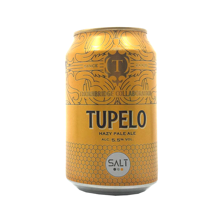 Thornbridge Brewery - Tupelo Hazy  Pale Ale 5.5% 330ml Can