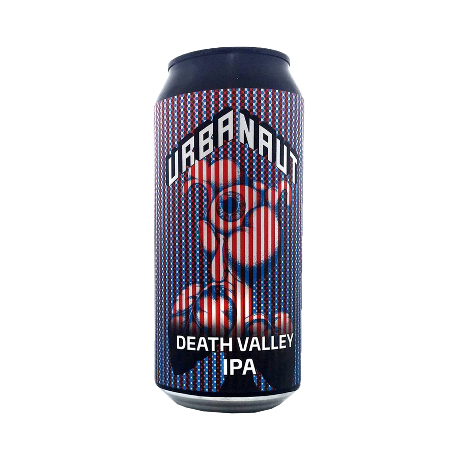 Urbanaut Brewing Co - Death Valley IPA 6.6% 440ml Can