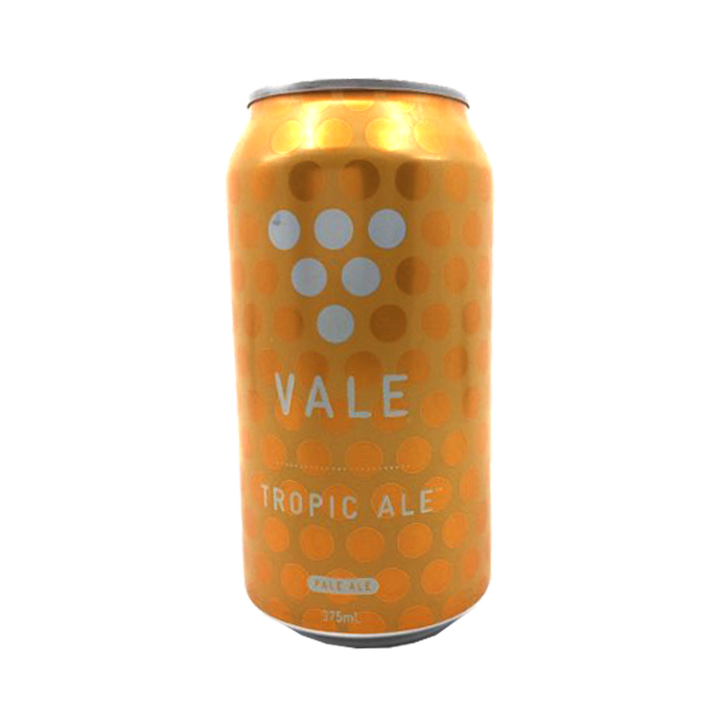 Vale Brewing - Tropical Ale 4.2% 375ml Can