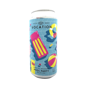 Vocation Brewery - Pool Party Sour IPA 6.5% 440ml Can