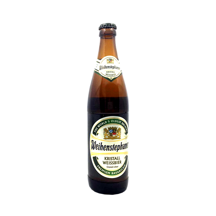 Weihenstephaner - Kristall Weissbier 5.4% 500ml Bottle