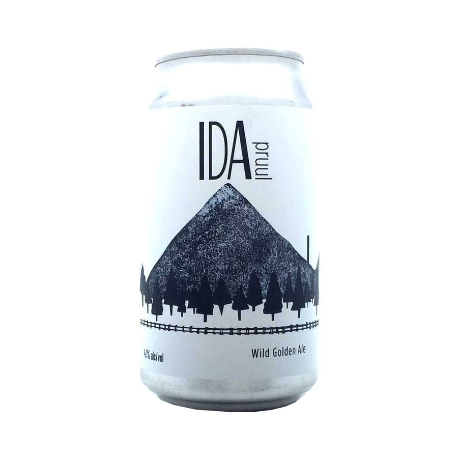 Westside Ale Works - IDA Pruul Wild Golden Ale 4.1% 355ml Can