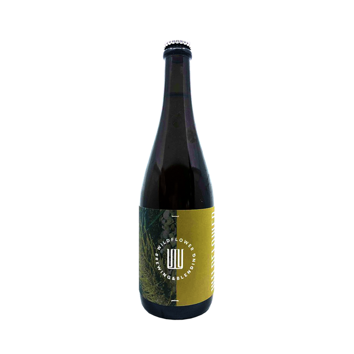 Wildflower Brewing & Blending - Good As Gold Wild Ale 5.0% 750ml Bottle