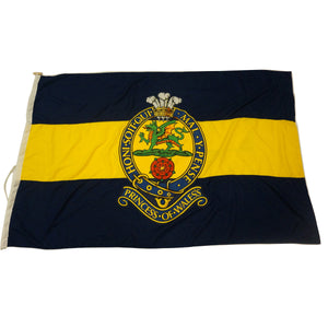 Flying Flag PWRR 6ft x 4ft Double Thickness
