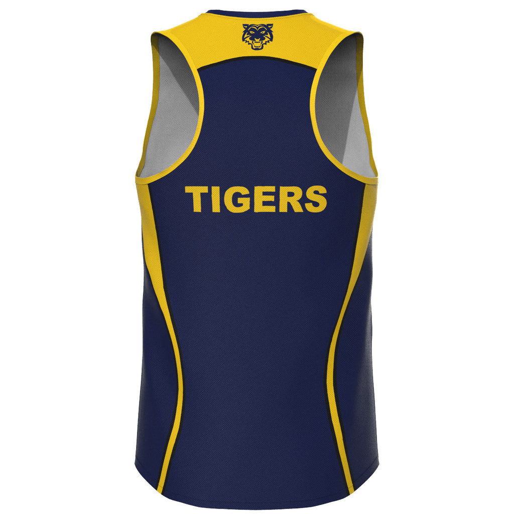 CALL FOR PRICE - Sublimated Vest Athletics/Cross Country - MOQ 10 - (made to order)