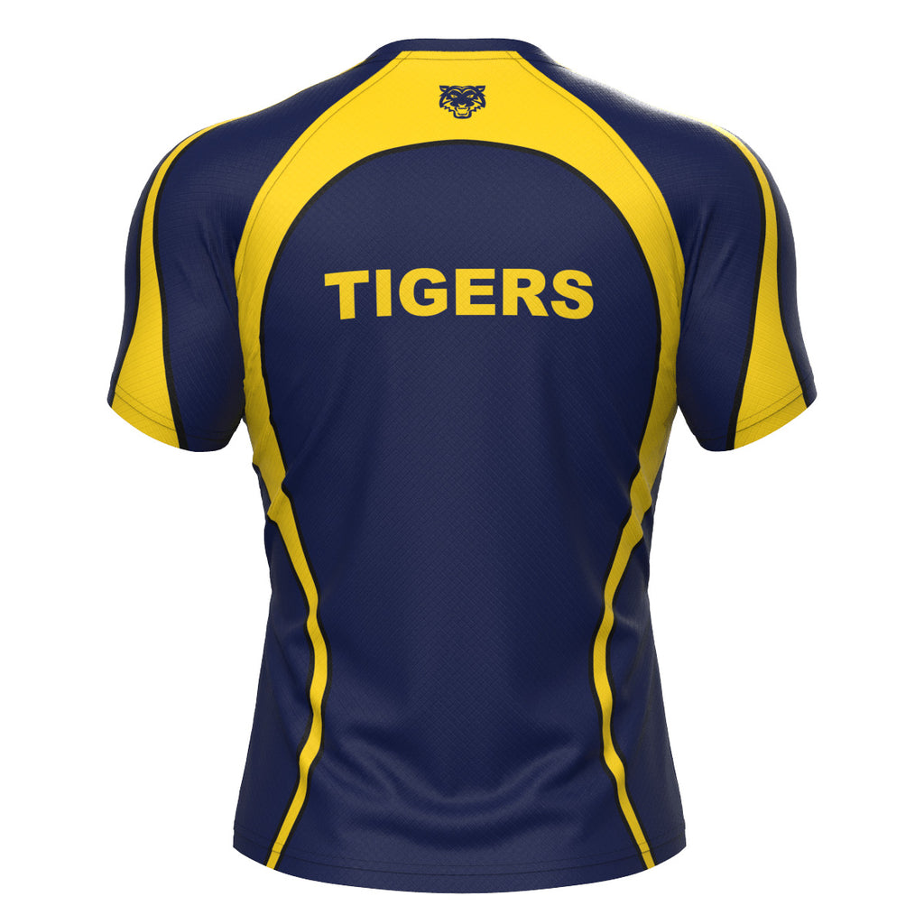 CALL FOR PRICE - Sublimated Rugby Jersey - MOQ 5 - (made to order)