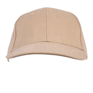 Beige Range Cap - Embroidered Union Jack and TIGERS