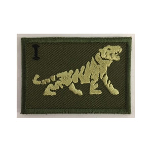 PWRR - Tiger Jungle Hat Badge